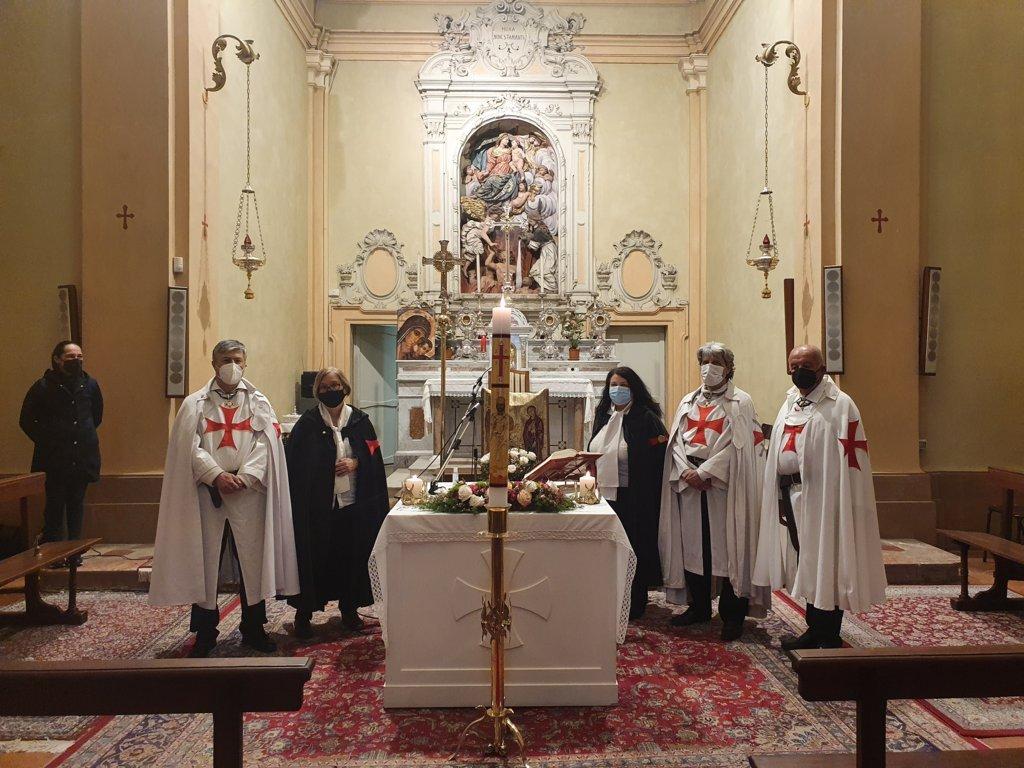 Partecipazione Santa Messa Santuario Beata Vergine del Suffragio – Piacenza 28.04.2021