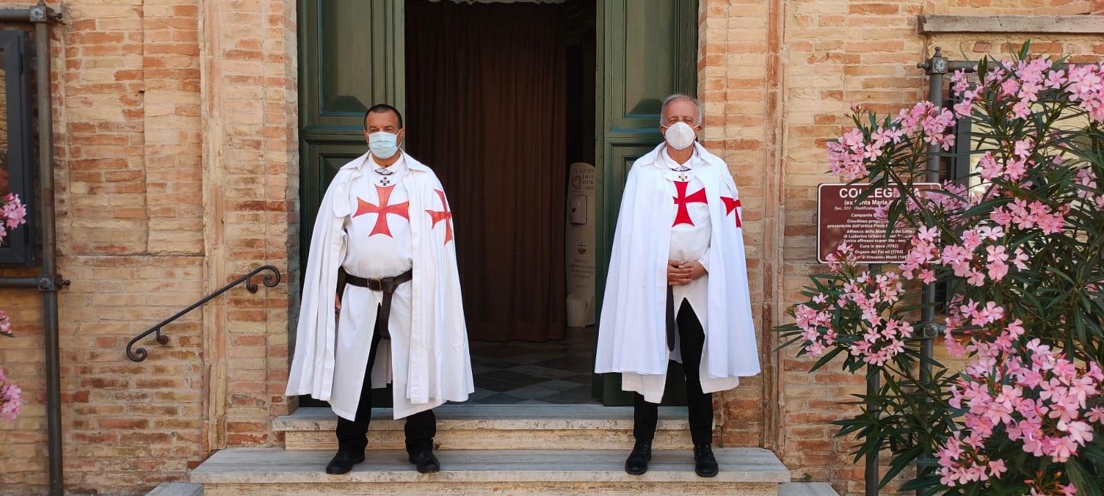 Sante Messe Domenicali nella Chiesa Collegiata di San Lorenzo Martire a Montecosaro (MC)