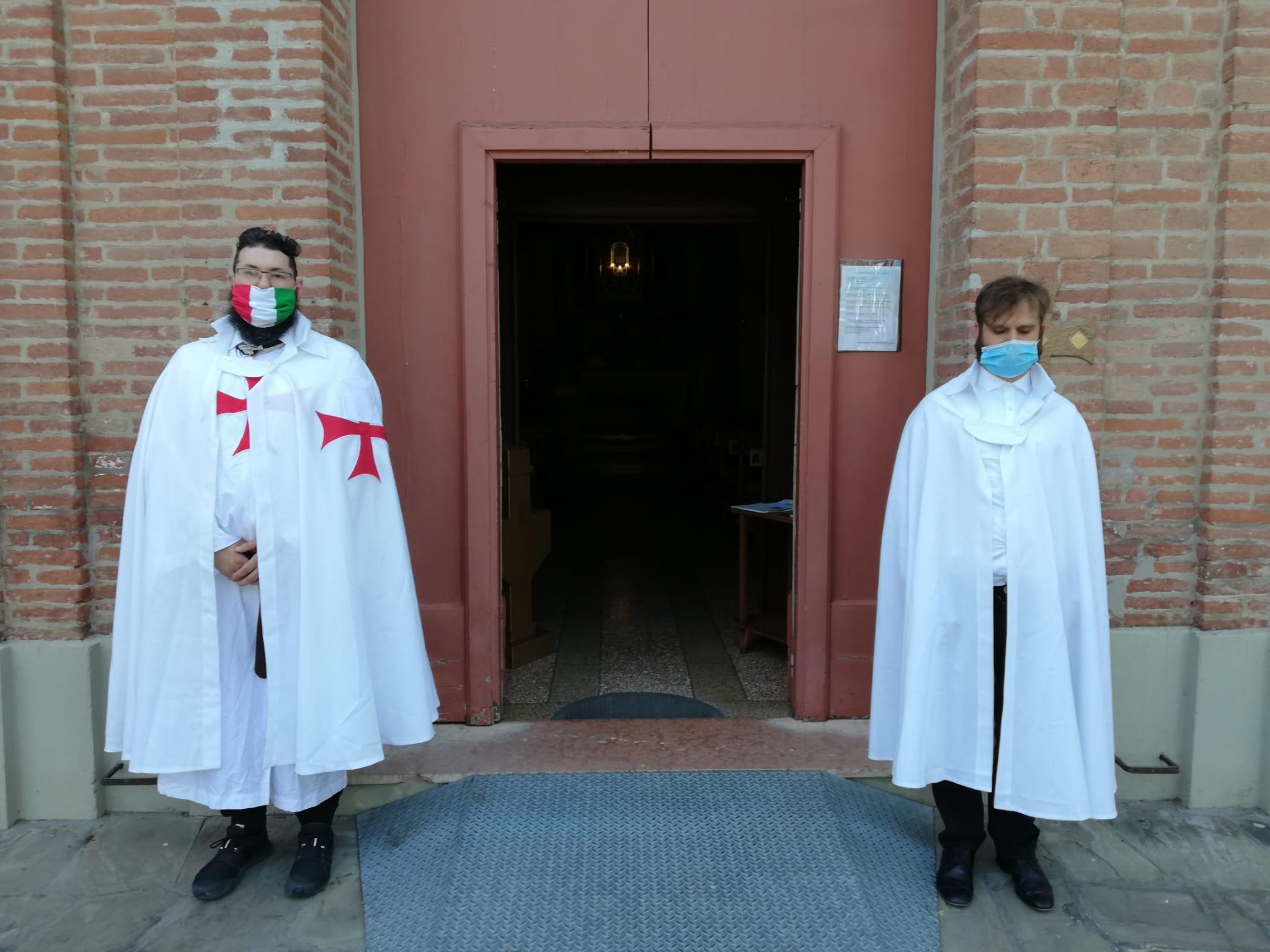 Turno di custodia Chiesa di Pontesanto Imola