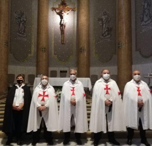 Partecipazione Santa Messa – Santuario di Sant'Antonio – Bari  29.07.2021