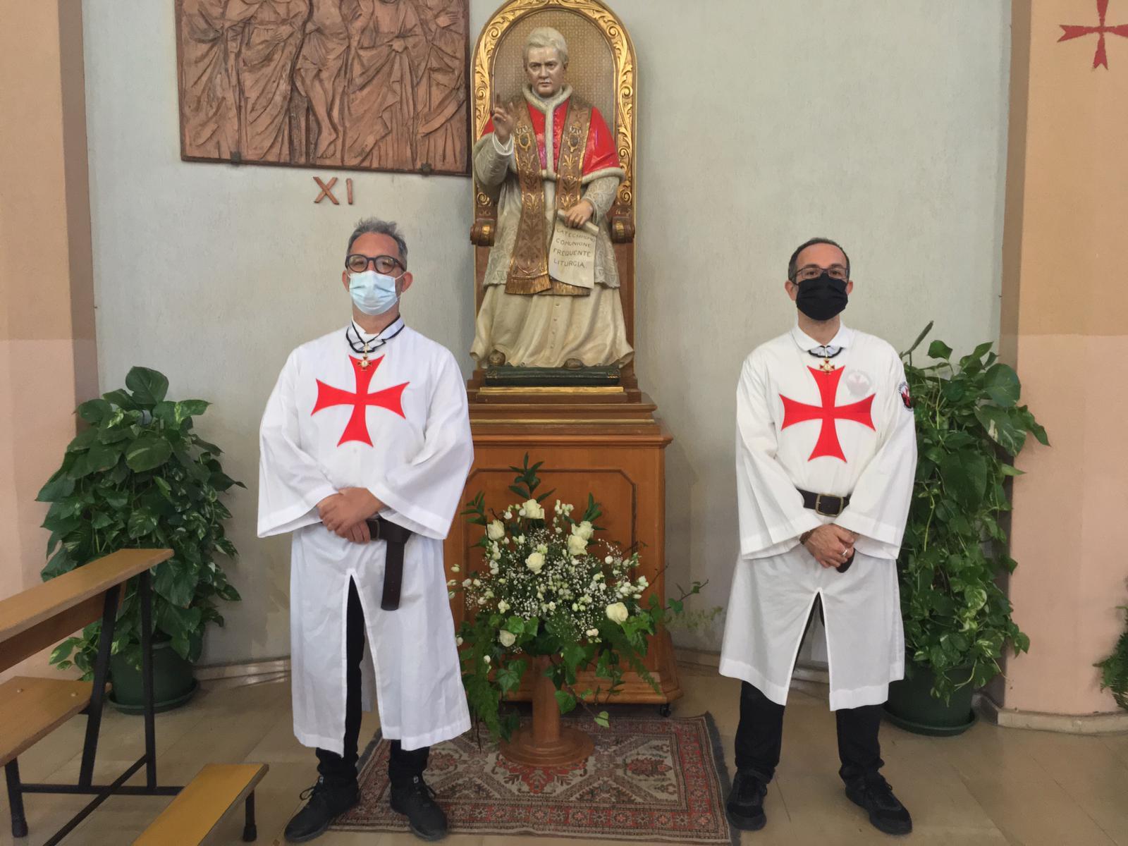 Custodia della Chiesa di San Pio X a Cagliari (Aprile 2021)