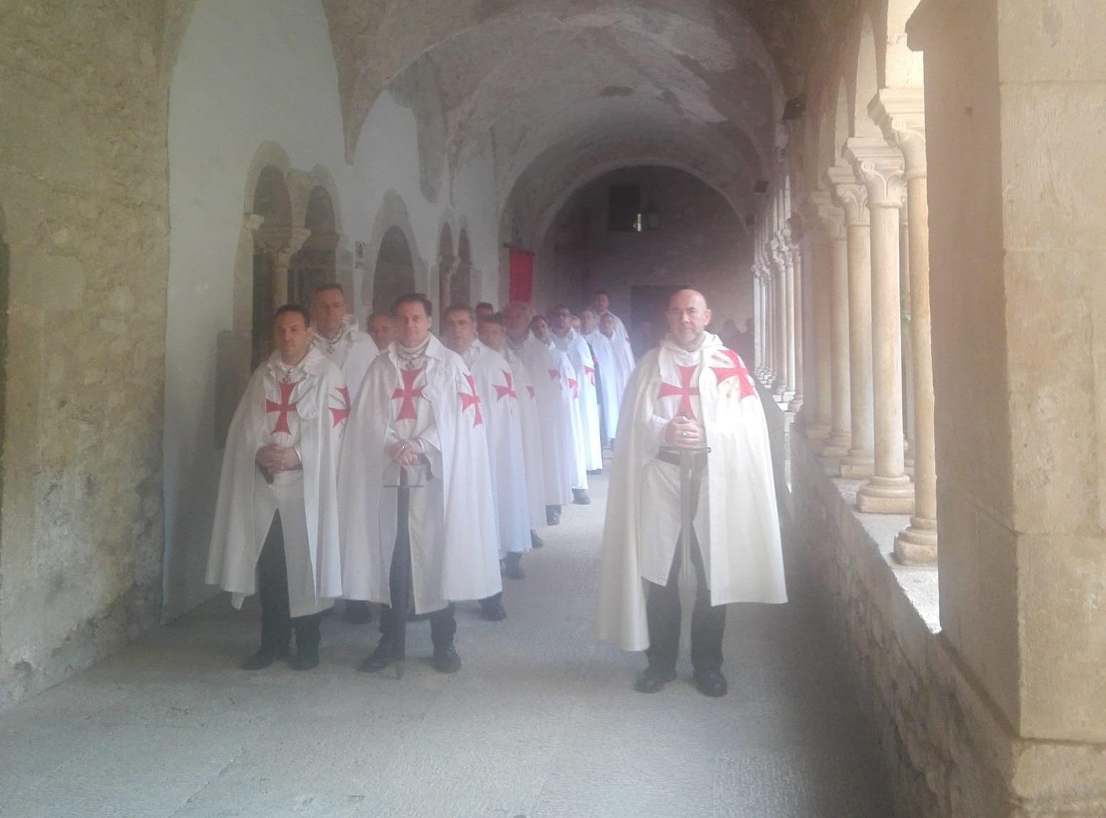 Convento Interpriorale del Centro Italia a Sermoneta (LT)
