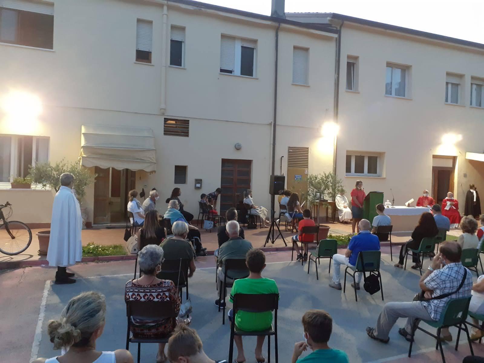 Santa Messa – Chiesa dell'Immacolata – Misano Adriatico (RN) – 28.06.2020