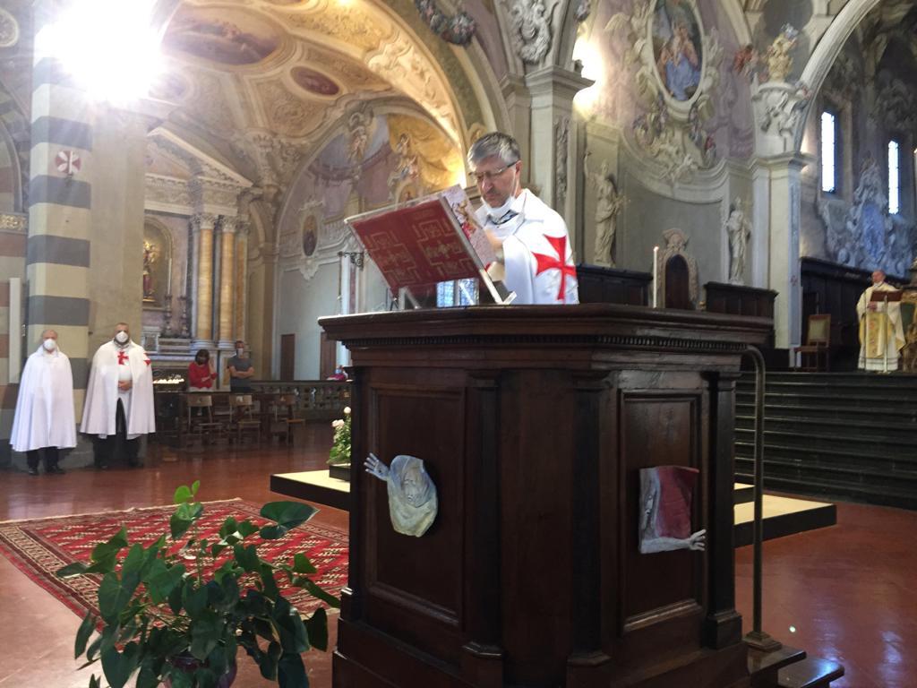 Custodia Duomo di Bobbio (PC) giugno 2020
