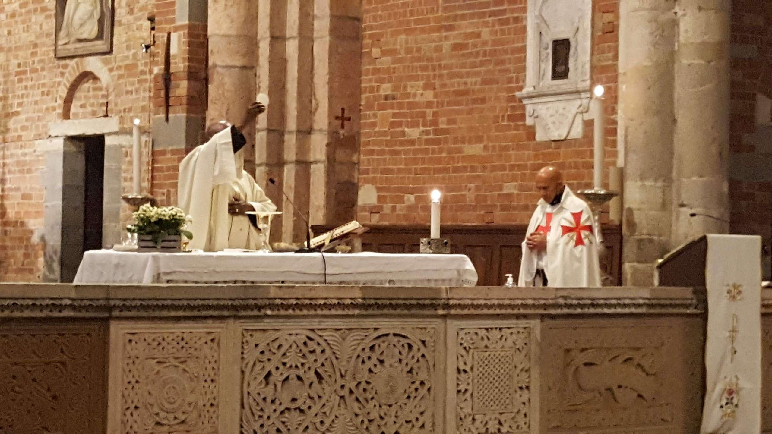 Nachtwache und Heilige Messe 24. Juni 2020 Kirche St. Savino (PC)