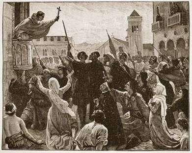 Templari San Bernardo di Chiaravalle