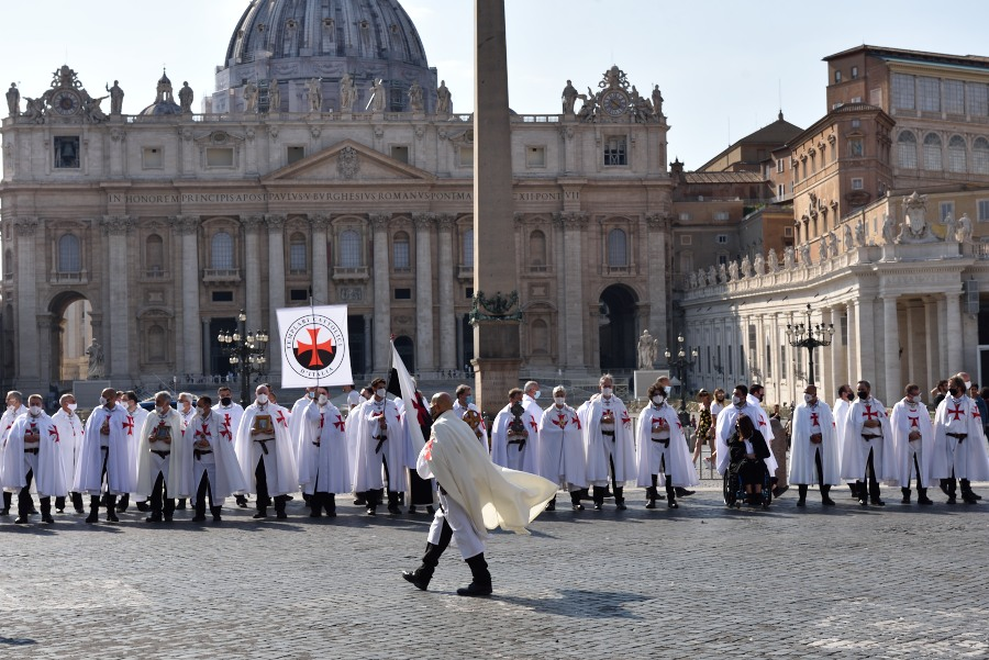 General Convent 2020 of the Catholic Templars – Rome – Day 1