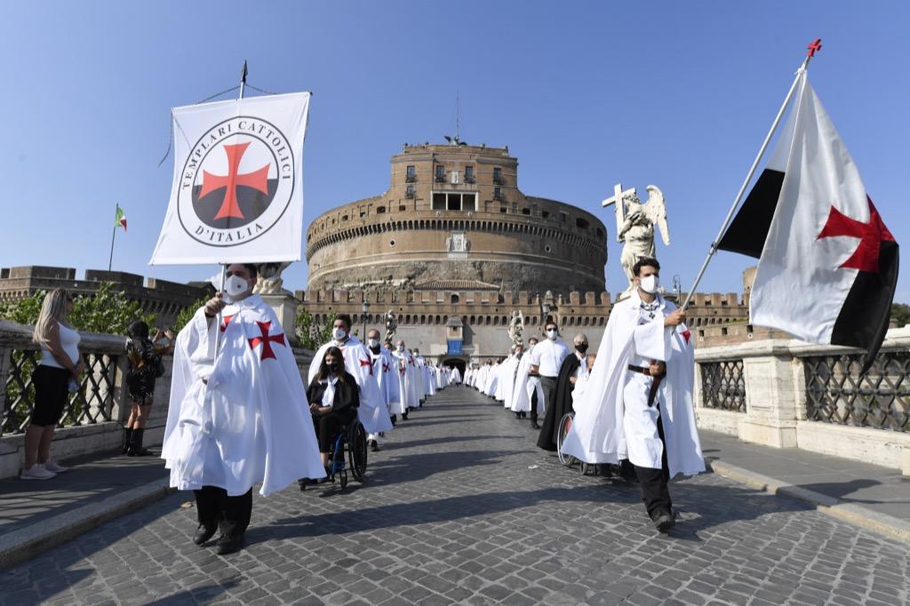 Ritiro spirituale Roma 2020: foto de L'Osservatore Romano ...