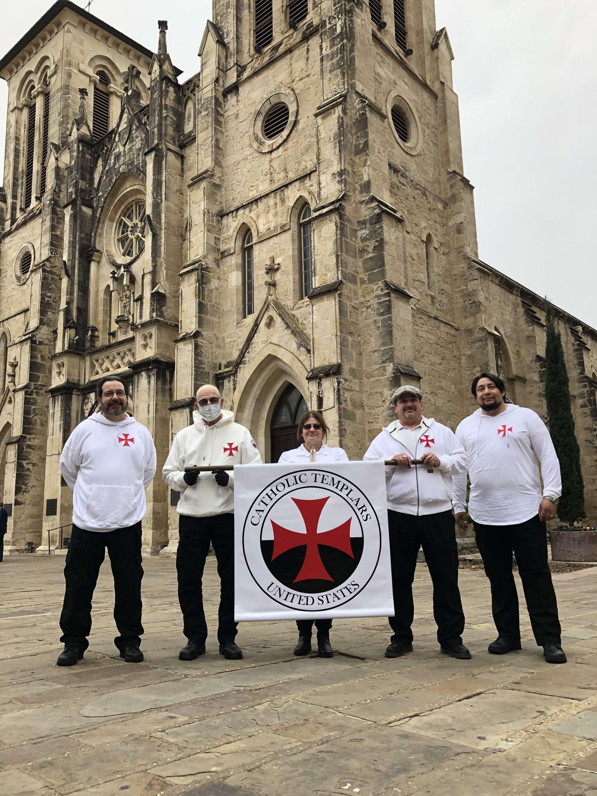 March for Life 2021 San Antonio, Texas USA